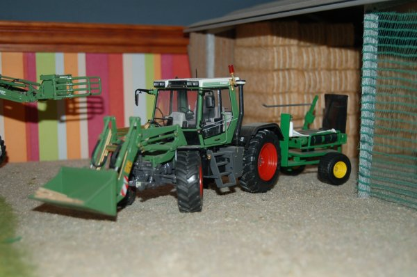 Fendt Xylon 522 ....