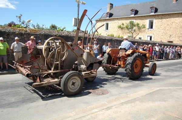 Quelques vieilles mécaniques ....