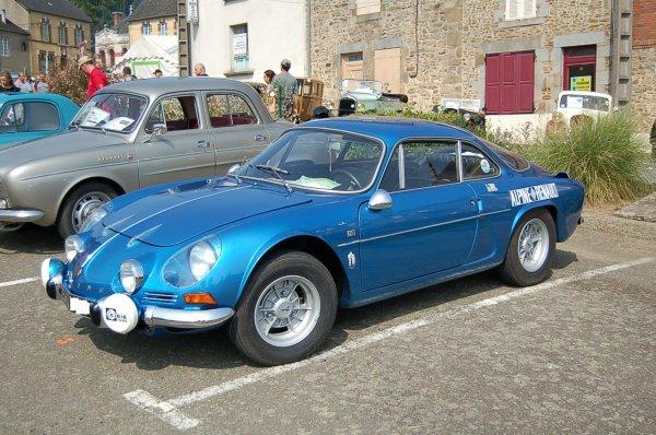 Renault ... Alpine