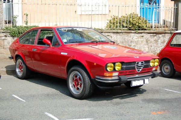 Alfa Roméo ...