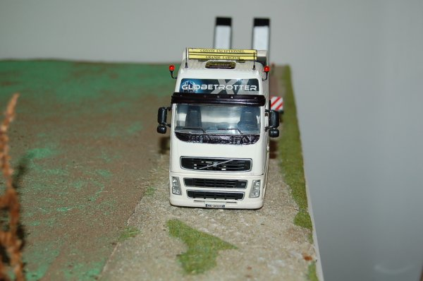 Volvo FH 16 Globe trotter