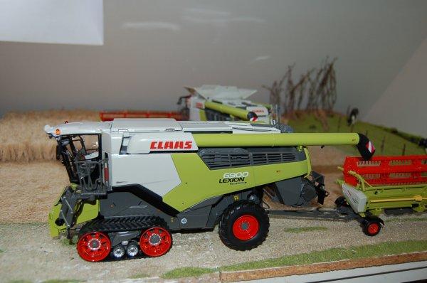 Claas Lexion 6900 TT