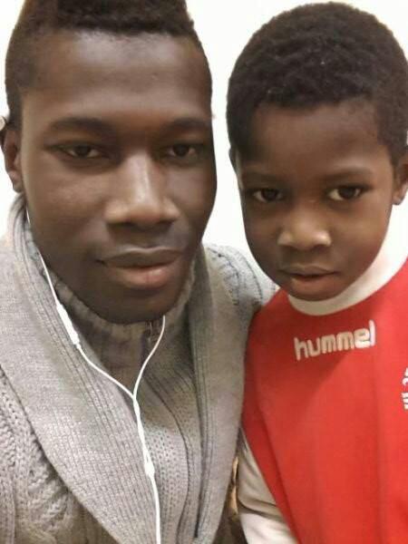 Moi & mon petit frère