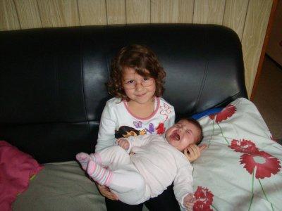 Clara et Emma