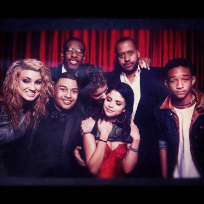 Selena Gomez présente à l'anniversaire des 18 ans de son petit-ami, Justin Bieber ce 1er Mars.