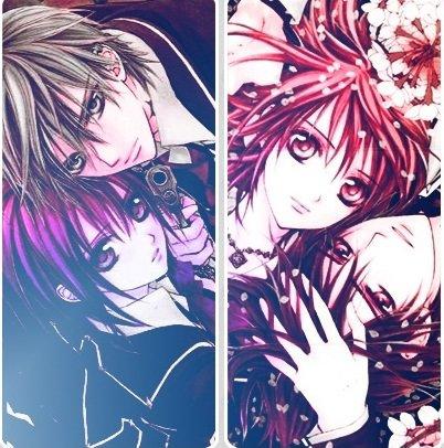 ► Vampire Knight & Vampire Knight Guilty ◄