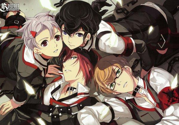 ► Goulart Knights : Evoked the beginning black ◄