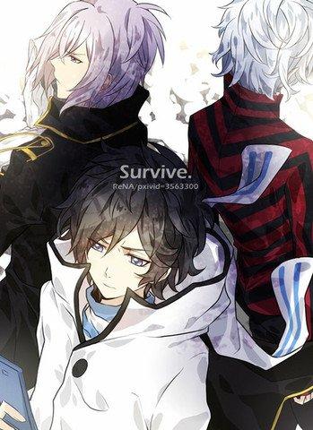 ► Devil Survivor 2 : The Animation ◄