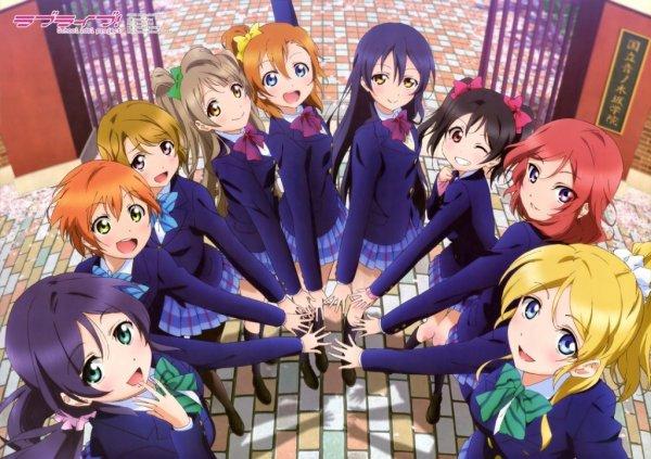 Love Live! School Idol Project & Saison 2