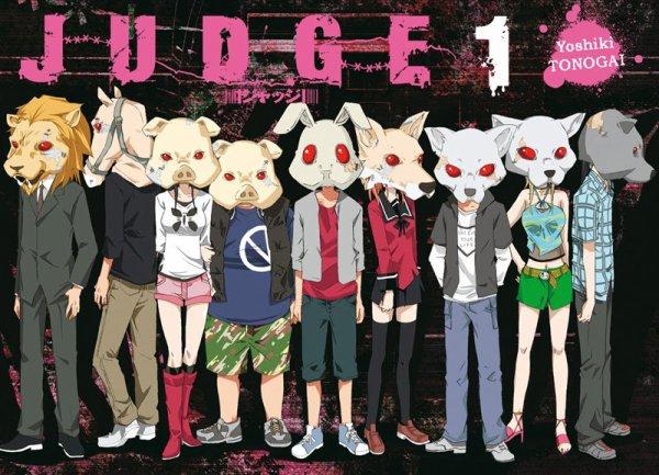 ► Judge ◄
