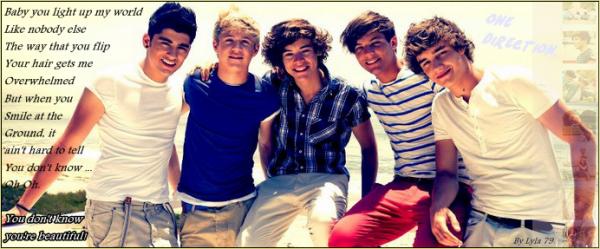 5 boys, 5 sources de bonheur, d'inspiration, d'AMOUR !