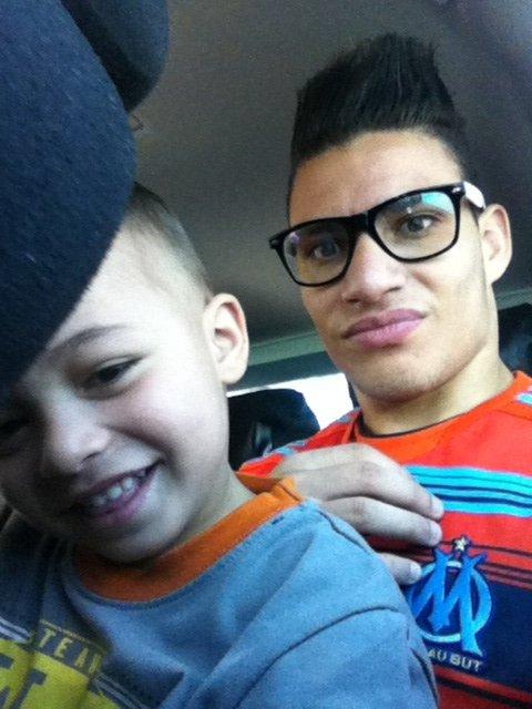 Rien de plus beau de voir le sourire de son petit frère