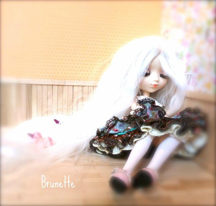 By Brunette