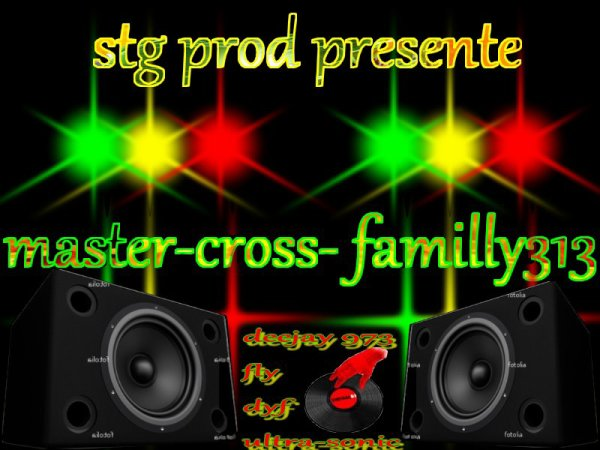 MASTER CROSS FAMILLY313