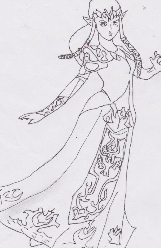 ça fait longtemps alors , les voici , mes derniers dessins