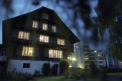 Une maison hantée rasée à Stans (Suisse)