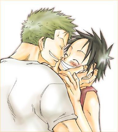 Zoro & Luffy