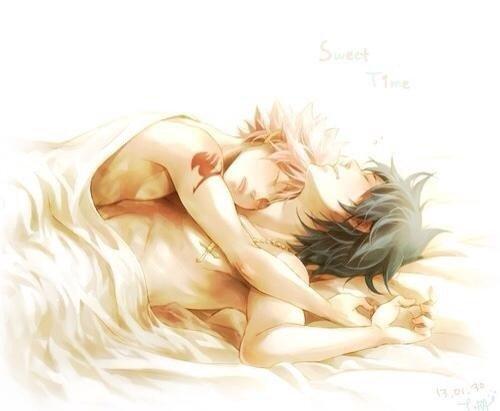 Natsu & Gray