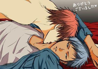 Kagami & Aomine