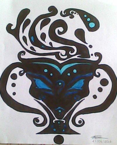 Verseau tribal
