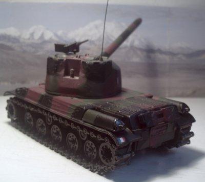 miniature avant modification