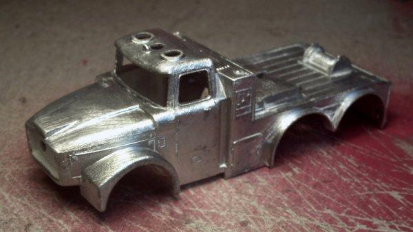 restauration de miniature