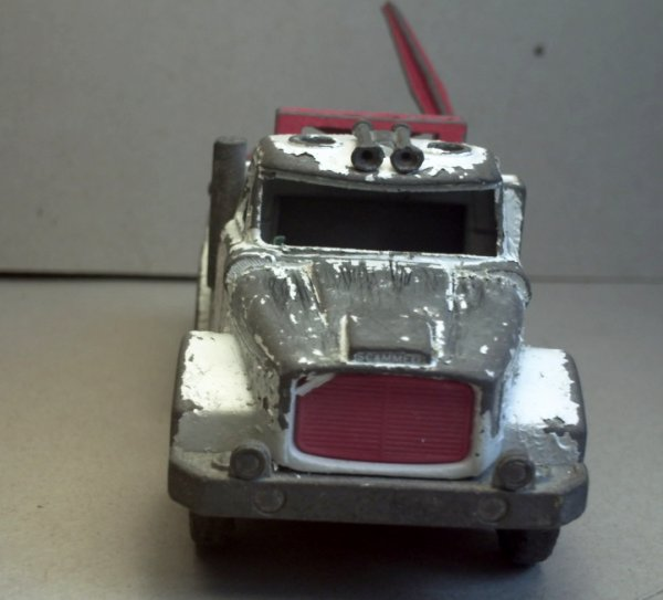 miniature avant restauration