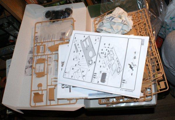 Maquette Militaires  le VBCI de chez HELLER échelle 1/35°