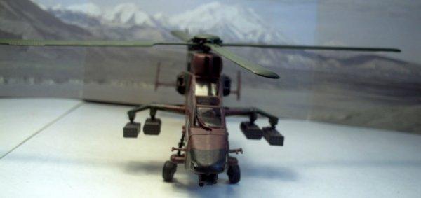 Maquette Militaires Hélicoptère TIGRE  HAP