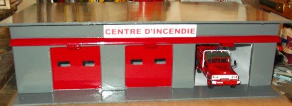 Caserne de Pompiers