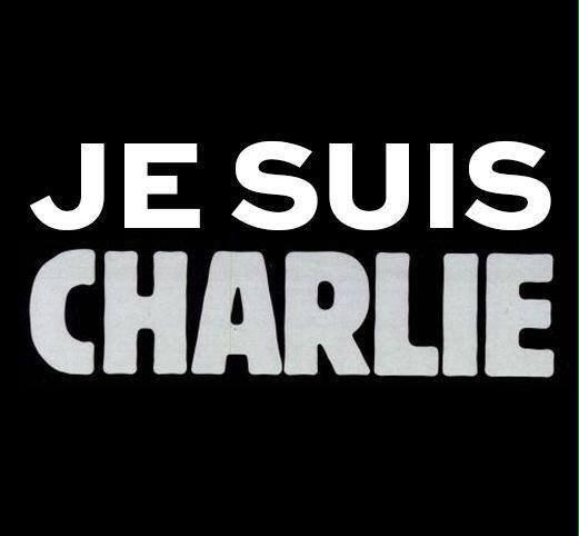 JE SUIS CHARLIE ( Hommage aux victimes )
