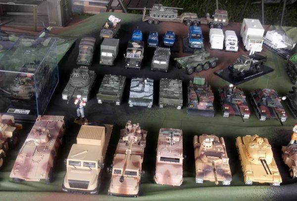 Journées Portes Ouvertes du 40éme Régiment d'Artillerie de Suippes 2015