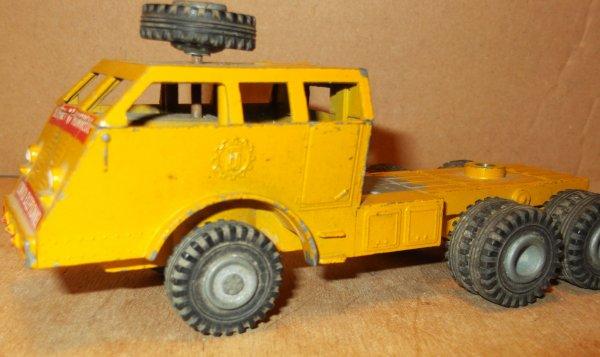 miniature  camion PACIFIC ( marque France Jouet Restauration)