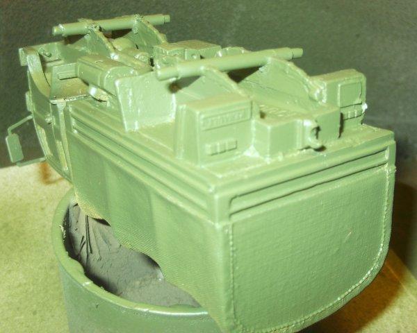 Restauration de miniatures militaires