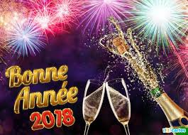 Bonne Années 2018  à Tous