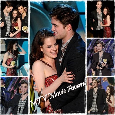 Bande Annonce Officiel De Breaking Dawn Part 1 MTV Movie Award !