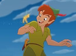 Peter pan !!! *.*