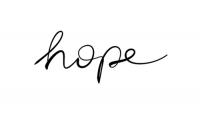 Il ne faut jamais dire que l'espoir est mort. Ça ne meurt pas, l'espoir.
