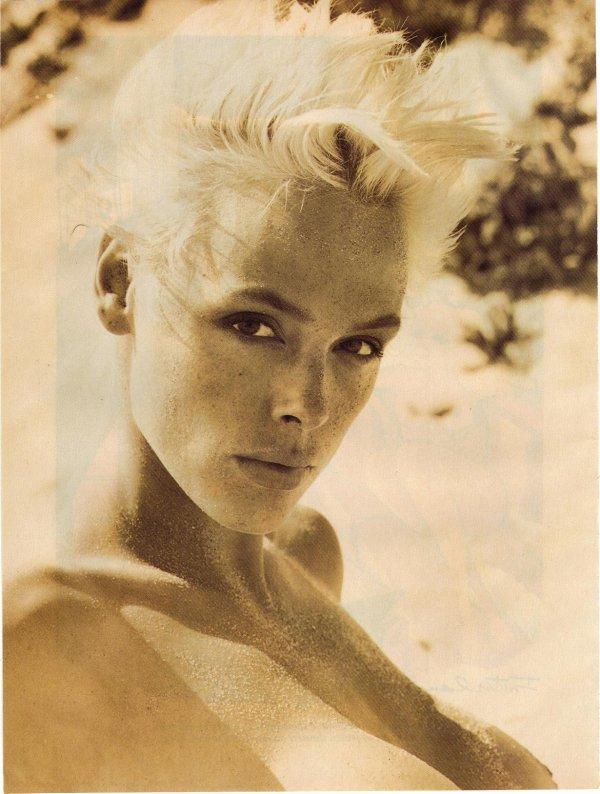 Présentation de Brigitte Nielsen