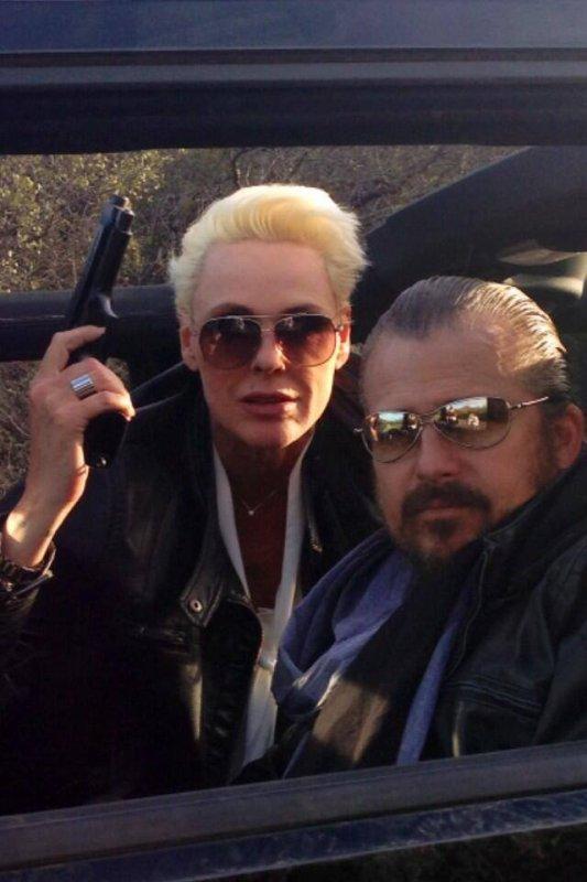 """Brigitte Nielsen dans une version féminine de """"Expendables"""""""