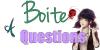 - ❊ BOÎTE À QUESTIONS ❊  -