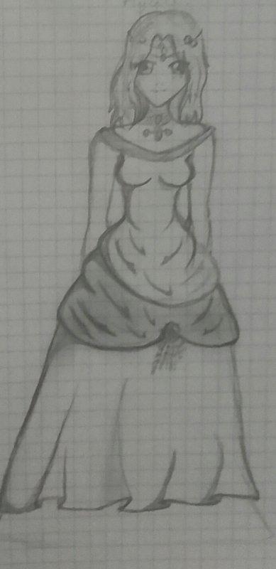 Présentation de la Princesse Hylia.