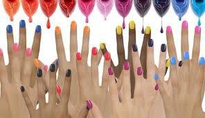 vernis multicolore