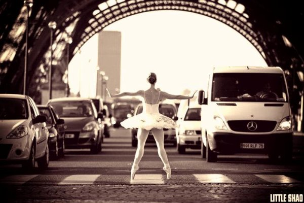 danseuse paris ^^