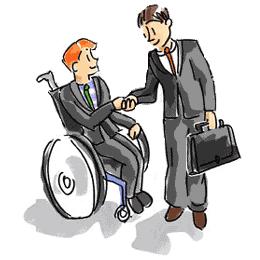 Interview d'un entrepreneur handicapé «  Le quota des 6 % est irréaliste »