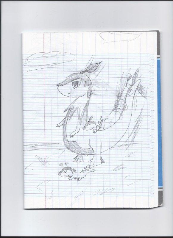 dessing de manga