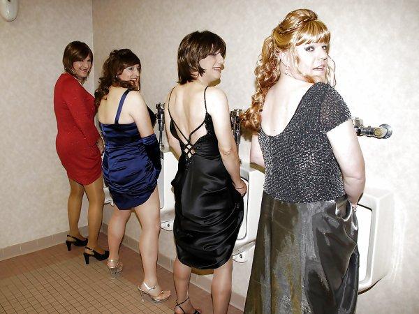 Attention: Soirée réservée aux travestis