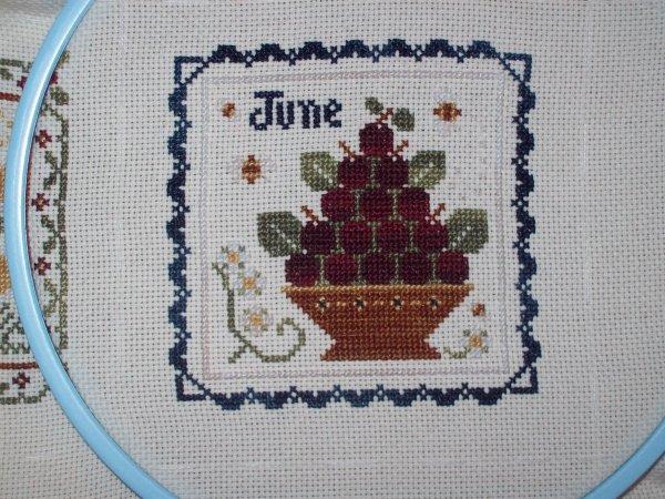 Les 12 saisons de LHN : Juin
