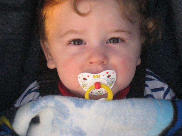 Mon fils Je t'aime plus que tout ! .