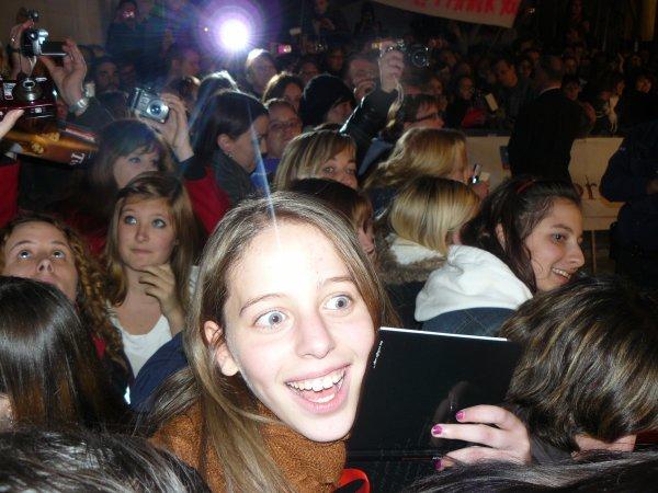 26/10/2011...Et le rêve s'est réalisé ! *-*